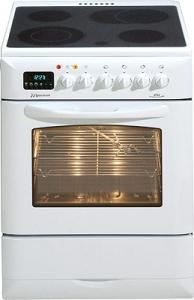 Mastercook Kc 7270 B Plus Kuchnia Ceramiczna Wolnostojaca 60cm