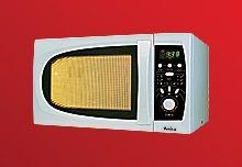 AMICA AMM21E80 Kuchenka mikrofalowa wolnostojąca 48cm Biała
