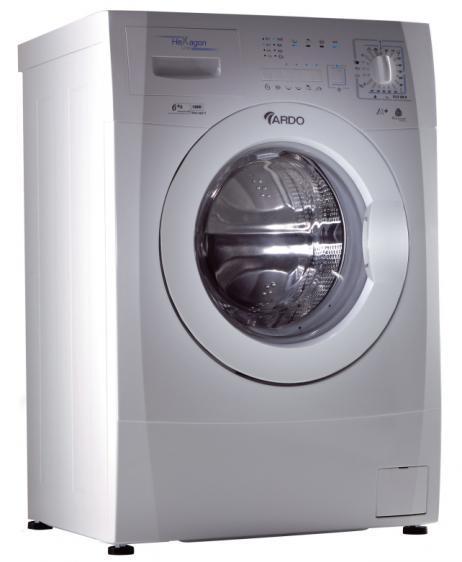 ARDO FLZO 105 S Pralka Wolnostojąca A+AC Biała
