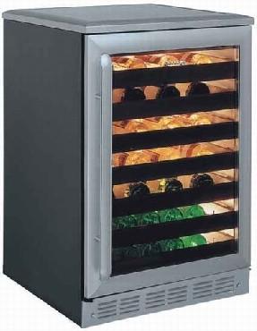 GORENJE XWC 660 EF Chłodziarka Do Wina 90x60x60 Aluminium