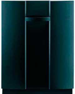 GORENJE DFG 2072 P2B Front Ozdobny Do Zmywarki 59,6x71,7x5 Aluminium+Czarne Szkło PININFARINA II BLACK