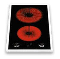 ARDO PM 29 FH Płyta Ceramiczna Do Zabudowy 29cm Czarna Bezramkowa
