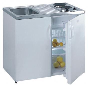 GORENJE MK 100S-L Kuchnia Zintegrowana Wolnostojąca 50cm Biała