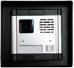 EURA Kaseta D4 Kaseta Zewnętrzna Do Wideofomofonów SD-280 i SD-880 Z Kamerą Czarno-Białą